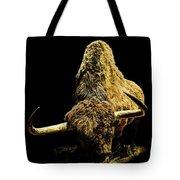 Steppe Bison Tote Bag