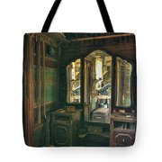 Stepping Back In Time  Tote Bag
