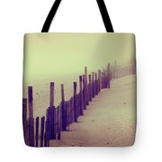 Stepping In A Clouded Dream Tote Bag