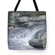 Stepping Stones Tote Bag