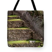 Steps And Terraces Tote Bag
