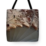 Steps From The Wall Tote Bag