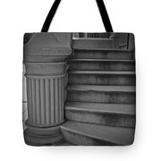 Steps Of Mount Vernon Tote Bag