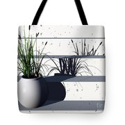 Steps Tote Bag