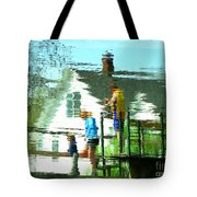 Steps Of Generations Tote Bag