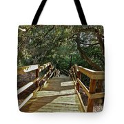 Steps To Adventure Tote Bag