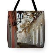 Steps To Saint Vitus Tote Bag