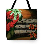 Steps To Somewhere Tote Bag