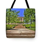 Steps To The Nelson Tote Bag
