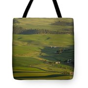 Steptoe Butte 3a Tote Bag