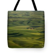 Steptoe Butte 5 Tote Bag