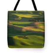 Steptoe Butte Tote Bag