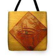 Stern - Tile Tote Bag