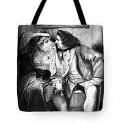 Sterne: Tristram Shandy Tote Bag