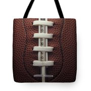 Steroid Use In Football Tote Bag