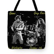 Steve And Gary In Spokane 2 Tote Bag