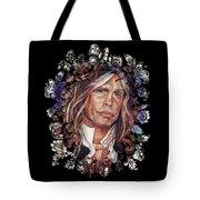 Steven Tyler Aerosmith Tote Bag
