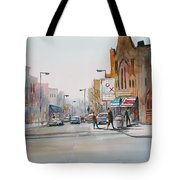 Steven's Point - Downtown Tote Bag