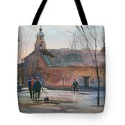 Steven's Point Church Tote Bag
