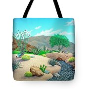 Steves Yard Tote Bag