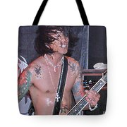 Stevie D Tote Bag