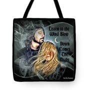 Stevie Nicks - Dave Grohl Tote Bag