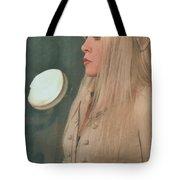 Stevie Nicks In Profile Tote Bag