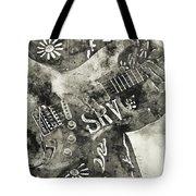 Stevie Ray Vaughan - 03 Tote Bag