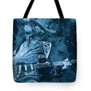 Stevie Ray Vaughan - 14 Tote Bag