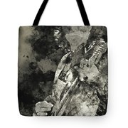 Stevie Ray Vaughan - 15 Tote Bag