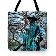 Stevie Ray Vaughan Vibrant Colors Tote Bag