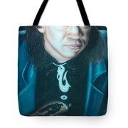 Stevie Ray Vaughn Tote Bag