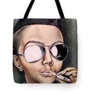 Stewardess Tote Bag