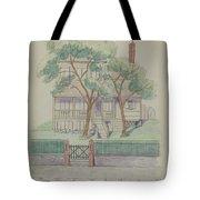 Stewart House Tote Bag