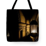 Stewert Lights Tote Bag