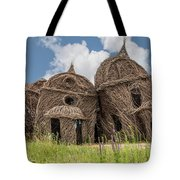 Lean On Me - Stick House Series #2 Tote Bag