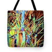 Stick Of Color Tote Bag