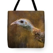 Stick Your Neck Out Tote Bag