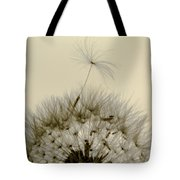 Sticking Out Tote Bag