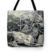 Sticks And Stones 2782 Tote Bag