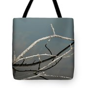 Sticks In The Water Tote Bag