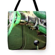 Stickshift Tote Bag