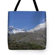 Stikine Mountains 2 Tote Bag