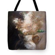 Stil Life With Flowers Tote Bag