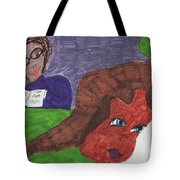 Still Awake Tote Bag