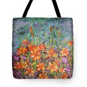 Still Blooming  Tote Bag