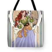 Still Dreaming Tote Bag by Brandy Woods