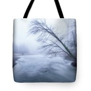 Still Holding On Tote Bag