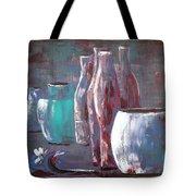 Still Life 2 Tote Bag