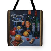 still life 2, Wine your style Tote Bag